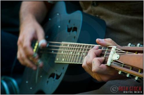 Bluegrass Band: Guitar