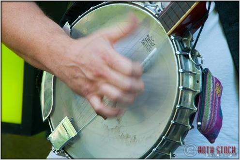 Bluegrass Band: Banjo