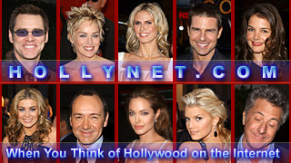HollyNet.Com - When You Think of Holywood on the Internet