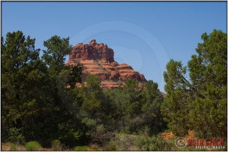 Bell Rock Vortex in Sedona, Arizona