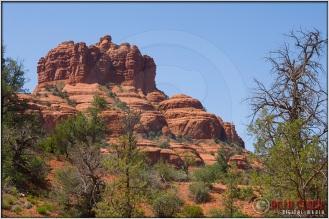 Bell Rock Vortex in Sedona, Arizona