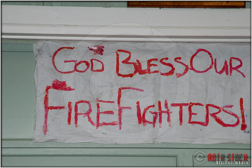 Mountain Shadows: God Bless Our FireFighters