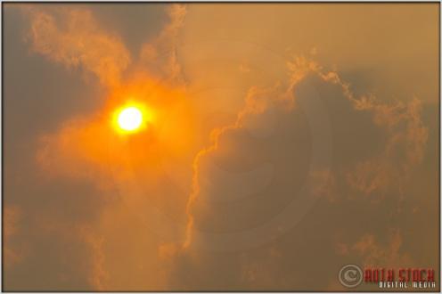 3:36:10pm - Waldo Canyon Fire: Smoke Fills The Sky
