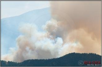 3:39:00pm - Waldo Canyon Fire: Approaching the Ridge