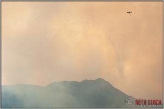 3:40:05pm - Waldo Canyon Fire: USAF C-130 MAFFS Aircraft