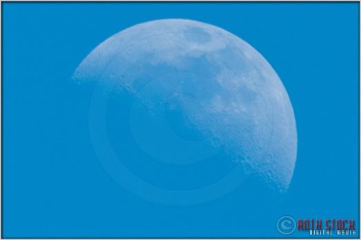 3:48:38pm - Waldo Canyon Fire: Moon Closeup