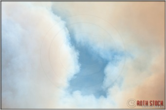 3:56:22pm - Waldo Canyon Fire: Smoke Fills The Sky