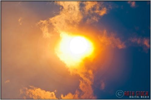 5:12:09pm - Waldo Canyon Fire: Smoke Fills the Sky