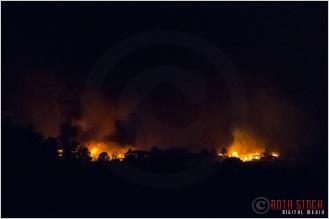 8:50:04pm - Waldo Canyon Fire: Firestorm Engulfs Mountain Shadows