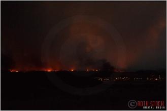 8:51:55pm - Waldo Canyon Fire: Firestorm Engulfs Mountain Shadows