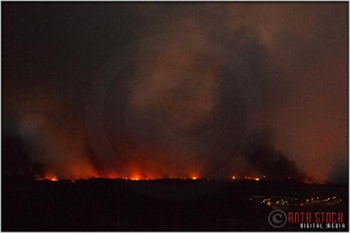 8:53:47pm - Waldo Canyon Fire: Firestorm Engulfs Mountain Shadows