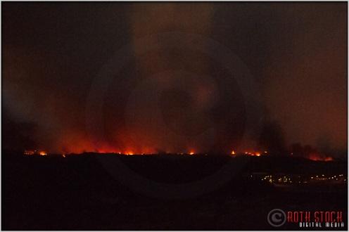 8:54:14pm - Waldo Canyon Fire: Firestorm Engulfs Mountain Shadows