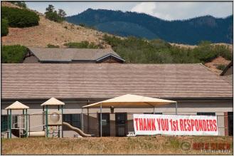 7.6.12 - Waldo Canyon Fire: Thank You 1st Responders