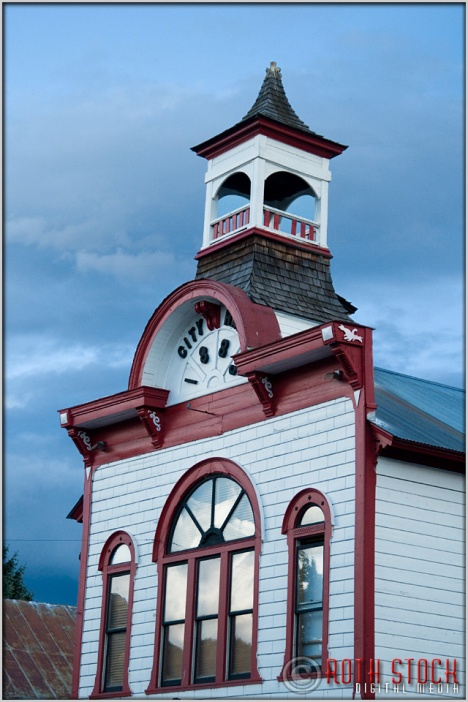 Old City Hall, Crested Butte, Colorado