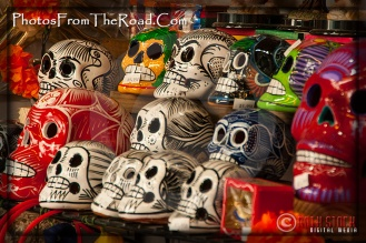 Atmosphere of Olvera Street