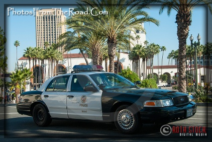 Los Angeles Police Department Cruiser