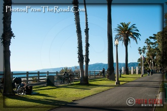 Ocean Avenue, Santa Monica, California