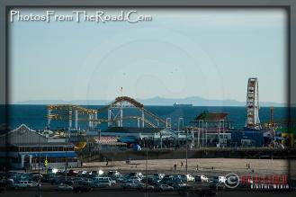 Santa Monica Pier and Pacific Park