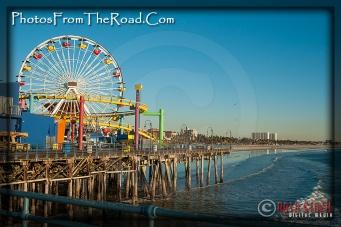 Pacific Park at the Santa Monica Pier