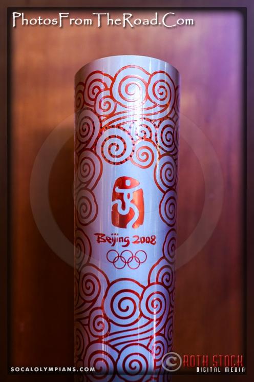 Torch: XXIX Summer Games - Beijing, China 2008