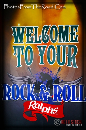 Rock & Roll Ralphs in Hollywood, California