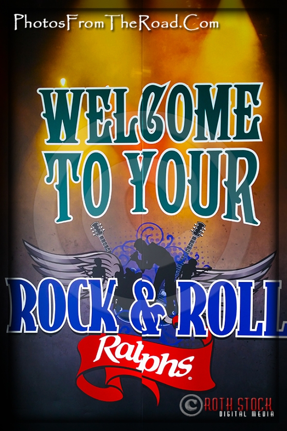 Rock & Roll Ralphs in Hollywood, California
